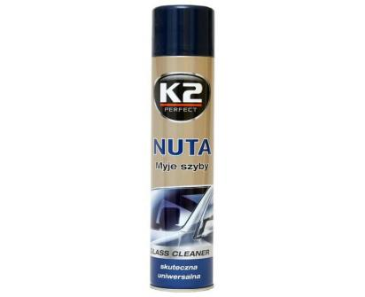 K2 NUTA 600 ml - čistič skel a plastů