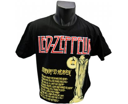Tričko Led Zeppelin