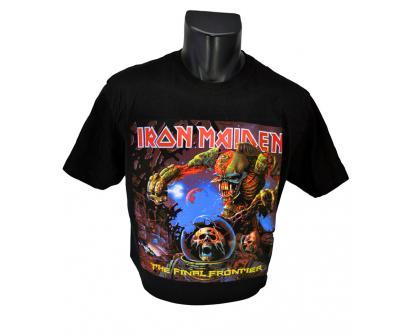 Tričko Iron Maiden 001