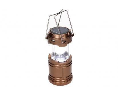 Lampa pro kemping 2v1