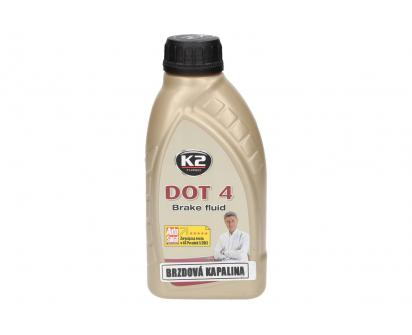 K2 DOT 4 500 ml - brzdová kapalina