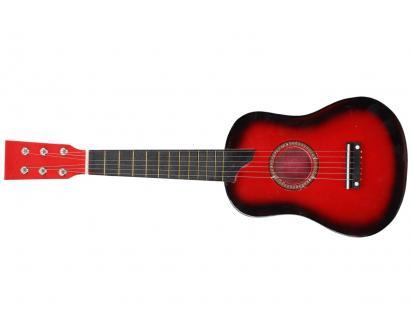 Kytara dřevěná, lakovaná 58 cm