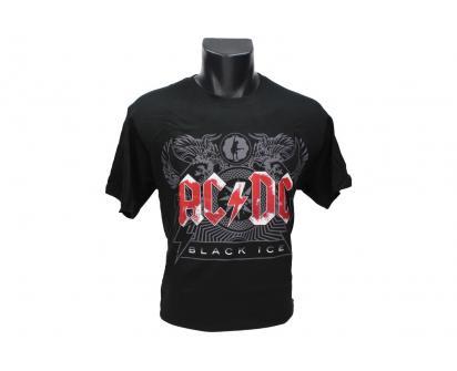 Tričko AC/DC Black Ice