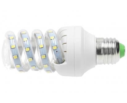 Úsporná žárovka 7W Spiral Led