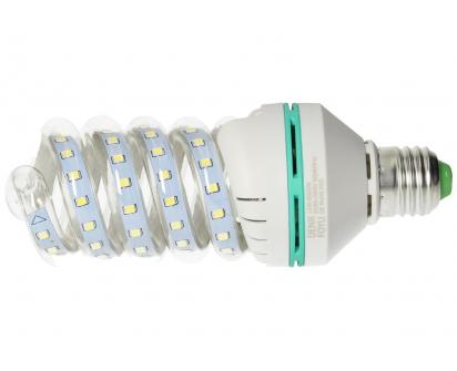 Úsporná žárovka 12W Spiral Led
