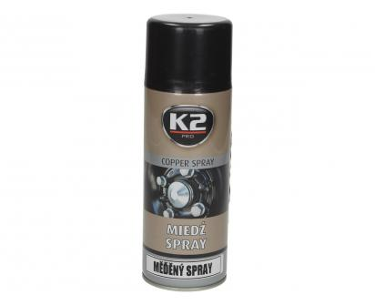 K2 COPPER SPRAY 400 ml - měděný sprej