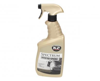 K2 SPECTRUM 700 ml - vosk ve spreji