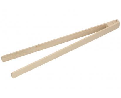 Dřevěná pinzeta 32 cm
