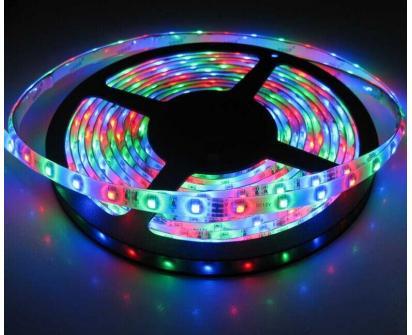 LED pásek RGB 3528 5m na dálkové ovládání