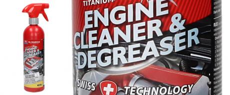 DR. MARCUS ENGINE CLEANER 750 ml - čistič motoru