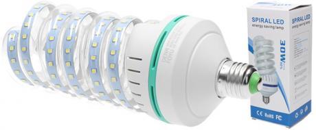 Úsporná žárovka 30W Spiral Led
