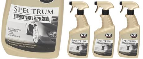 K2 SPECTRUM 700 ml - vosk ve spreji