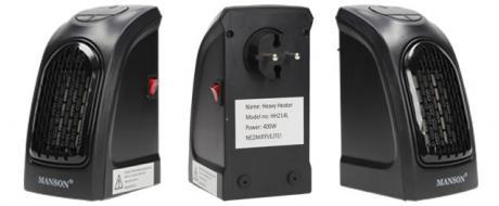 Teplovzdušný MINI ventilátor Heavy Heater