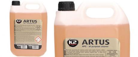 K2 ARTUS 5 l - čistič plastových povrchů