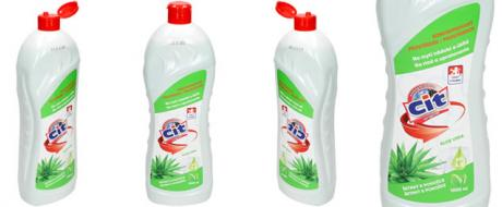 CIT tekutý prostředek na nádobí 1 L Aloe Vera