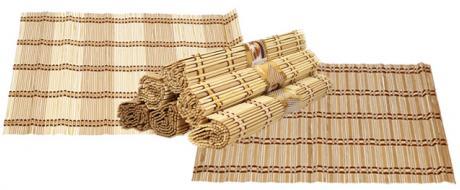 Prostíraní bambusové