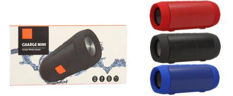 Přenosný bezdrátový bluetooth reproduktor Charge mini