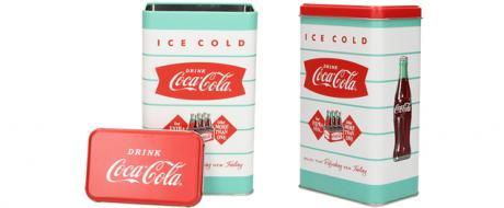 Plechová dóza Ice Cold vysoká