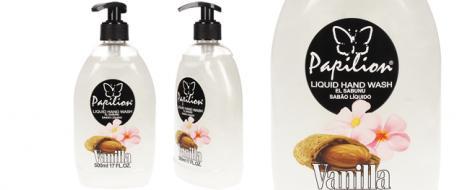 Papilion tekuté mýdlo na ruce 500ml Vanilla