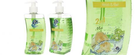 Cit tekuté mýdlo 500ml Melon & Kiwi 2v1