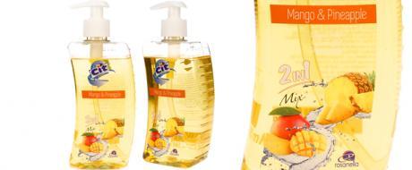 Cit tekuté mýdlo 500ml Mango & Pineapple 2v1