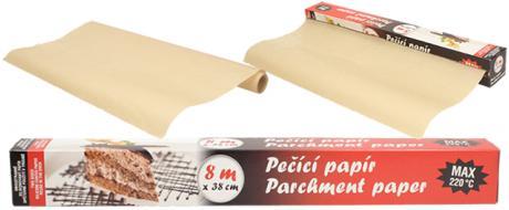 Pečící papír oboustranný 8m x 38cm