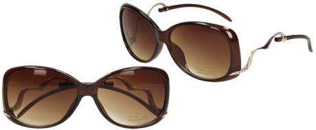 Sluneční brýle Hnědé WJ330