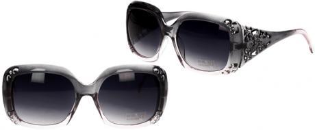 Sluneční brýle Šedo-růžové WJ231