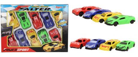 Sada autíček na hraní power sport