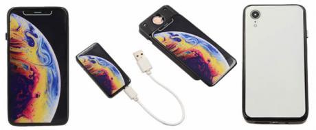 USB zapalovač mobilní telefon