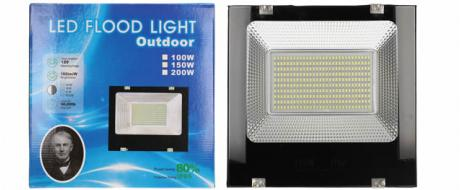 LED super výkonný reflektor 100W Outdoor