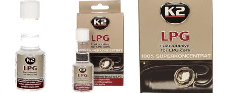 K2 LPG 50 ml - aditivum do paliva