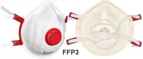 Respirátor FFP3 Model CARE1981V