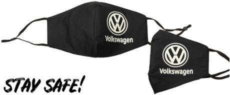 Rouška Volkswagen fosforeskující