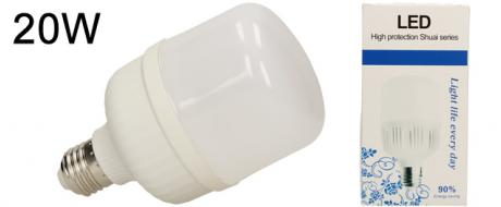 LED úsporná žárovka 20W klasik