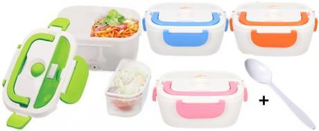 Elektrický obědový box do zásuvky 220V