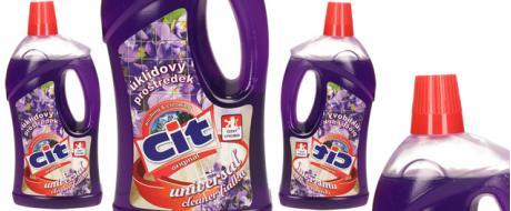 CIT univerzální úklidový prostředek 1L fialka