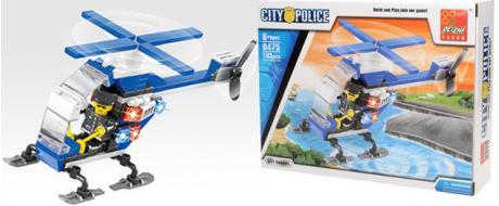 Stavebnice Peizhi City Police 0475