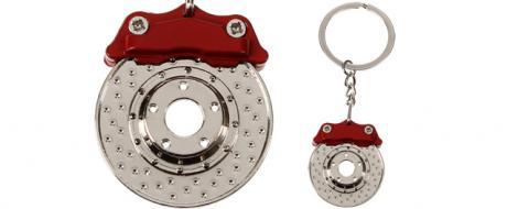 Klíčenka- součástka auta brzda