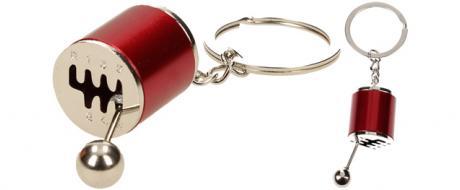 Klíčenka- součástka auta kulisa řazení