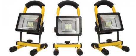 Přenosný nabíjecí LED reflektor Outdoor  30W