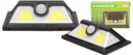 LED solární světlo s pohybovým čidlem 1828B