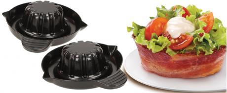 Formičky na slaninové misky