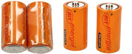 Baterie R14 1,5V/C  - balení 2ks