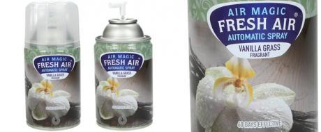 FRESH AIR náplň do automatického osvěžovače vzduchu 260ml - Vanilka