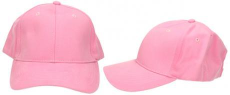 Kšiltovka HeadWear světle růžová