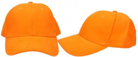 Kšiltovka HeadWear oranžová