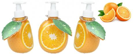 Lara tekuté mýdlo na ruce 350 ml pomeranč