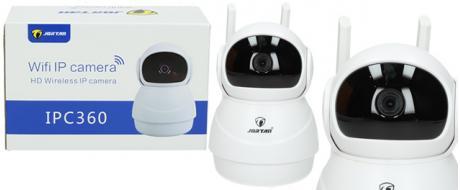 Bezdrátová IP kamera Jortan IPC360 JT-4-15