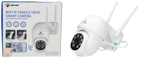 Bezečnostní WIFI IP kamera Jortan JT-8170QJ